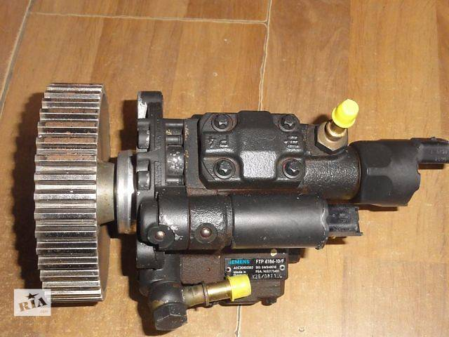 Б/у топливный насос высокого давления/трубки/шест для легкового авто Citroen Jumper1,6HDI-2.0HDI- объявление о продаже  в Луцке
