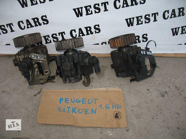 купить бу Б/у топливный насос высокого давления/трубки/шест для легкового авто Citroen в Луцке