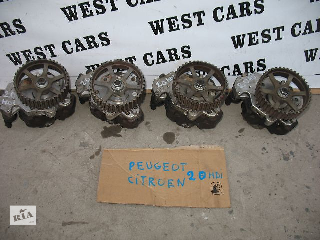 бу Б/в паливний насос високого тиску/трубки/жердину для легкового авто Citroen в Луцке