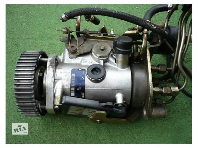 бу Б/у топливный насос высокого давления/трубки/шест для легкового авто Fiat Brava 1.9 TD в Ужгороде