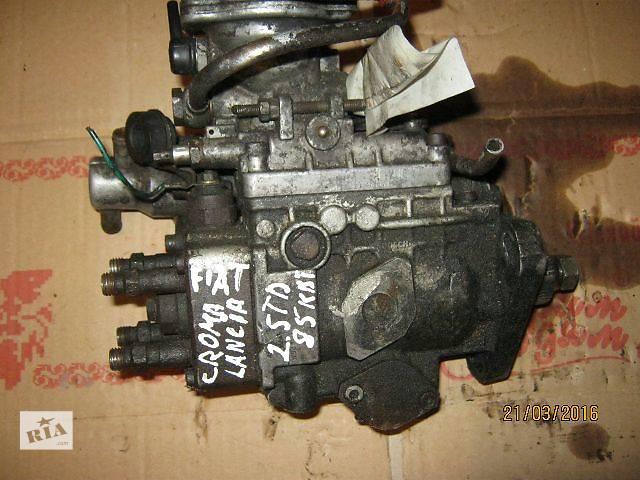 купить бу Б/у топливный насос высокого давления/трубки/шест для легкового авто Fiat Croma в Ковеле