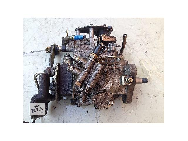 продам Б/у топливный насос высокого давления/трубки/шест для легкового авто Fiat Doblo 1.9D (0460484112) бу в Луцке