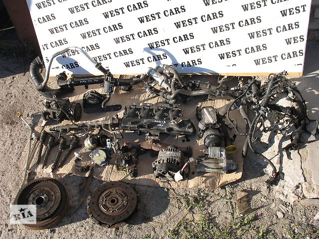 Б/у топливный насос высокого давления/трубки/шест для легкового авто Fiat Doblo 2005- объявление о продаже  в Луцке