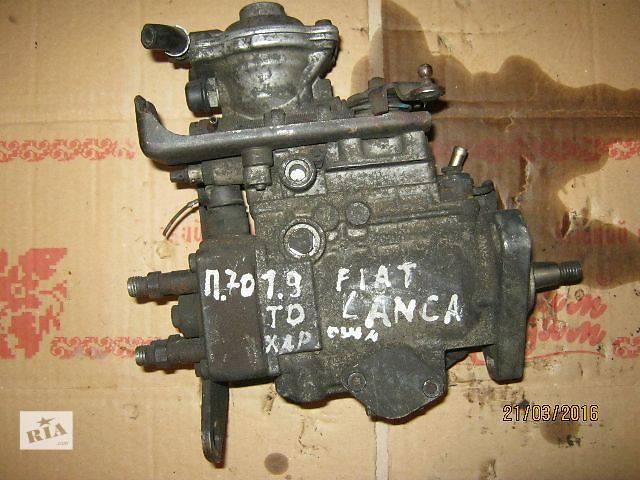 продам Б/у топливный насос высокого давления/трубки/шест для легкового авто Fiat Linea бу в Ковеле
