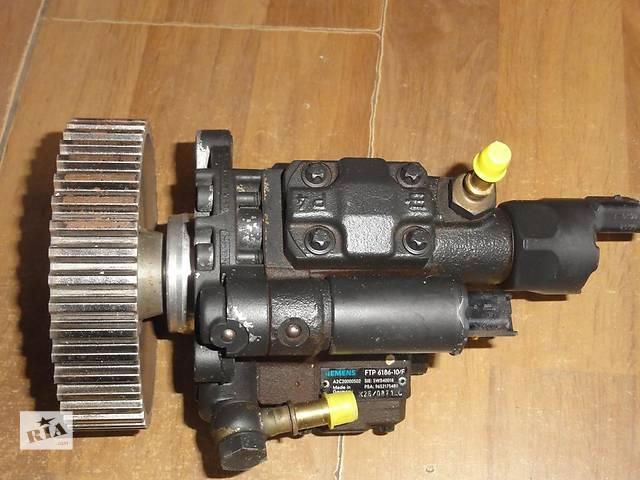 Б/у топливный насос высокого давления/трубки/шест для легкового авто Fiat Scudo1,6HDI-2.0HDI- объявление о продаже  в Луцке