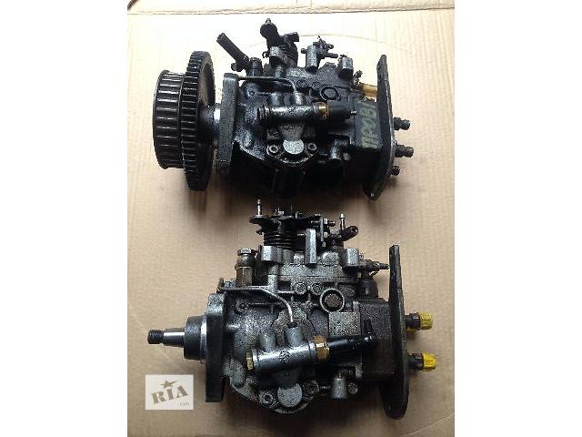 продам Б/у топливный насос высокого давления/трубки/шест для легкового авто Ford Escort 1.6 дизель бу в Луцке