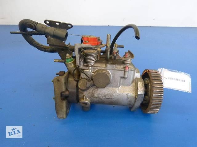 Б/у топливный насос высокого давления/трубки/шест для легкового авто Ford Escort 1,8TD- объявление о продаже  в Яворове