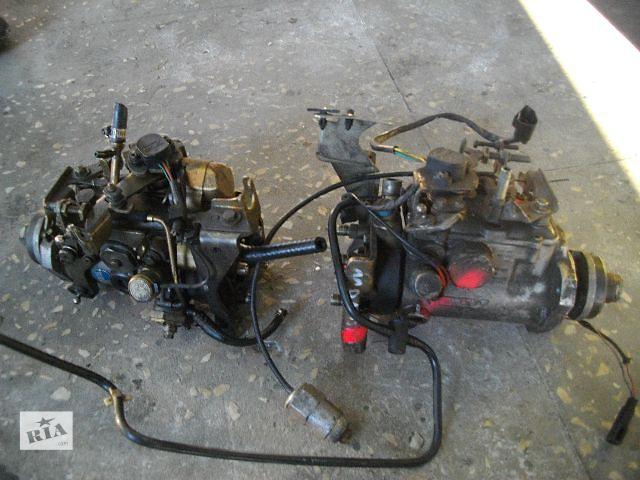 бу Б/у топливный насос высокого давления/трубки/шест для легкового авто Ford Mondeo 1996 в Львове