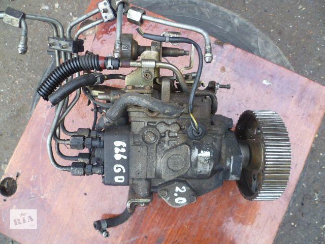 Б/у топливный насос высокого давления/трубки/шест для легкового авто Mazda 626 1989- объявление о продаже  в Черновцах