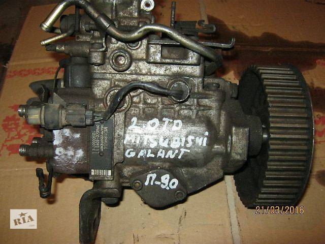 бу Б/у топливный насос высокого давления/трубки/шест для легкового авто Mitsubishi Challenger в Ковеле
