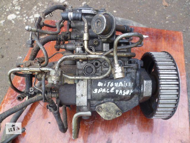 Б/у топливный насос высокого давления/трубки/шест для легкового авто Mitsubishi Space Wagon 1991- объявление о продаже  в Черновцах