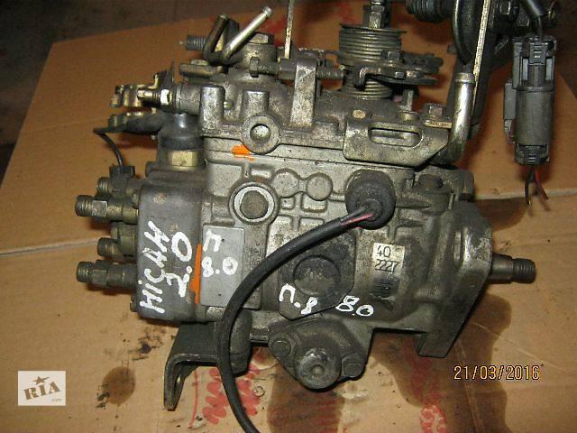 Б/у топливный насос высокого давления/трубки/шест для легкового авто Nissan- объявление о продаже  в Ковеле