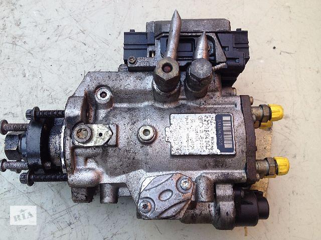 Б/у топливный насос высокого давления/трубки/шест для легкового авто Opel Zafira 2.0 dti (0470504204)- объявление о продаже  в Луцке
