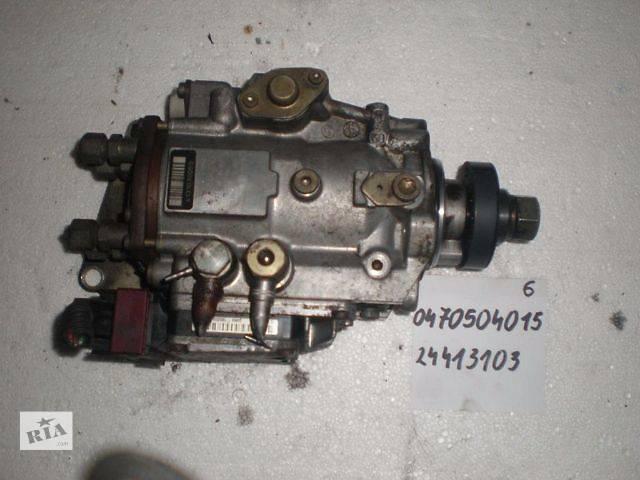 Б/у топливный насос высокого давления/трубки/шест для легкового авто Opel Zafira- объявление о продаже  в Луцке