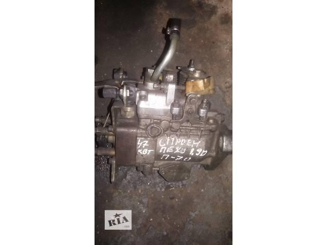 Б/у топливный насос высокого давления/трубки/шест для легкового авто Peugeot 1.9D- объявление о продаже  в Ковеле