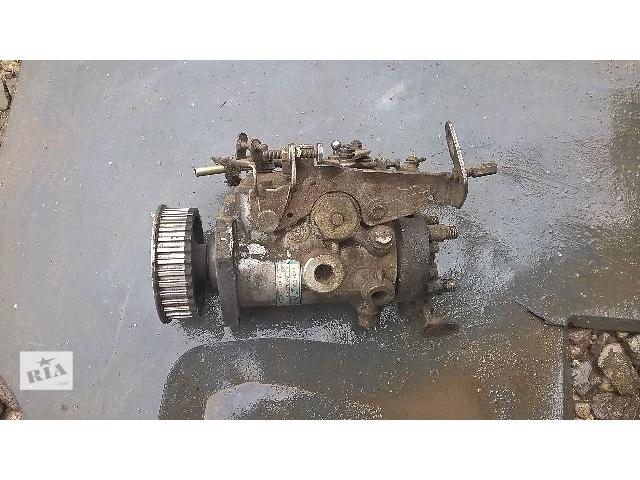 бу Б/у топливный насос высокого давления/трубки/шест для легкового авто Peugeot J-5 1992 в Тернополе