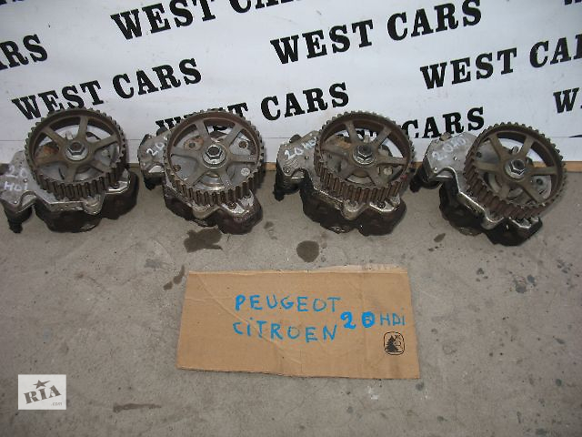 Б/в паливний насос високого тиску/трубки/жердину для легкового авто Peugeot- объявление о продаже  в Луцке