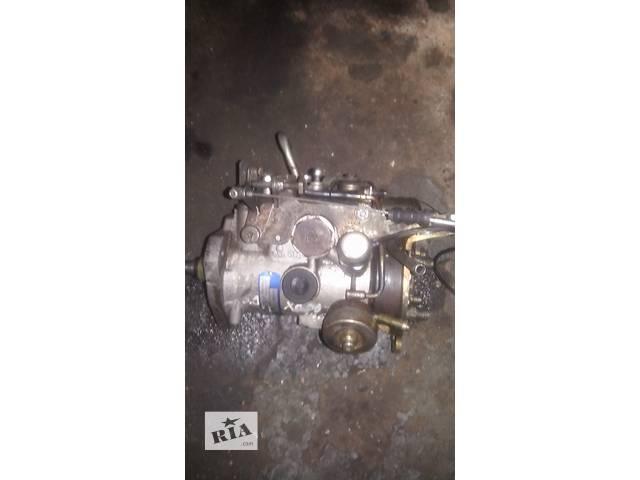 Б/у топливный насос высокого давления/трубки/шест для легкового авто Renault 1.9TD- объявление о продаже  в Ковеле
