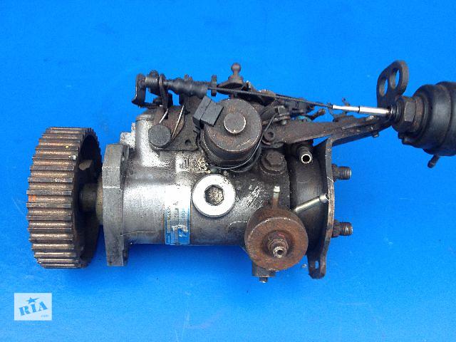 продам Б/у топливный насос высокого давления/трубки/шест для легкового авто Renault 19 1.9D бу в Луцке