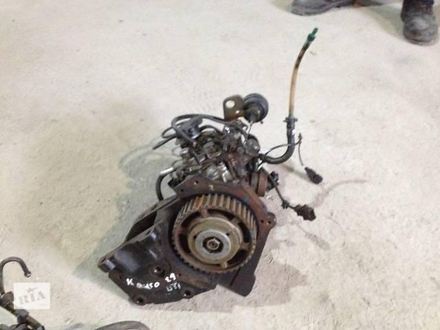 продам Б/у топливный насос высокого давления/трубки/шест для легкового авто Renault Kangoo 1.9 Лукас дизельный, R84488021A бу в Радивилове