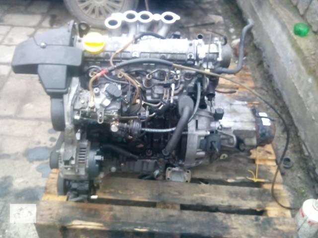 бу Б/у топливный насос высокого давления/трубки/шест для легкового авто Renault Kangoo в Львове