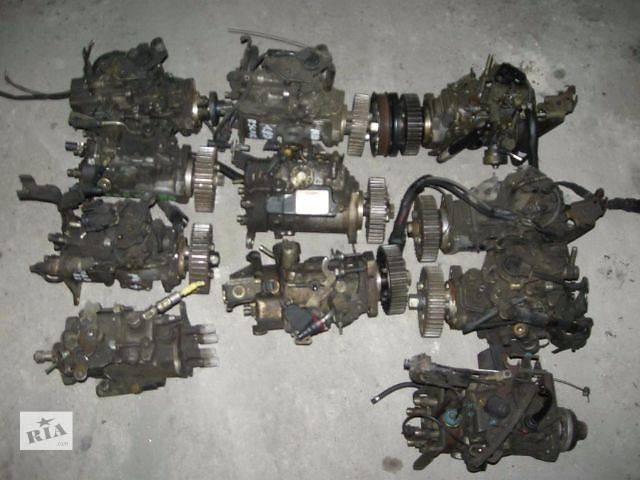 продам Б/у топливный насос высокого давления/трубки/шест для легкового авто Renault Megane II 1,9DCI  бу в Луцке