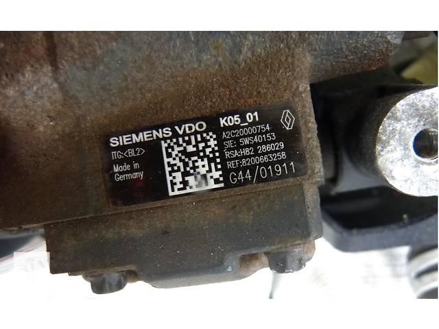 продам Б/у топливный насос высокого давления/трубки/шест для легкового авто Renault Scenic II 5WS40153 1,5DCI бу в Яворове (Львовской обл.)