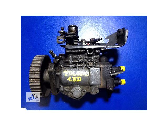купить бу Б/у топливный насос высокого давления/трубки/шест для легкового авто Seat Toledo 1.9 дизель в Луцке