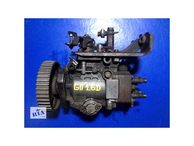 купить бу Б/у топливный насос высокого давления/трубки/шест для легкового авто Volkswagen Golf II 1.6 дизель в Луцке