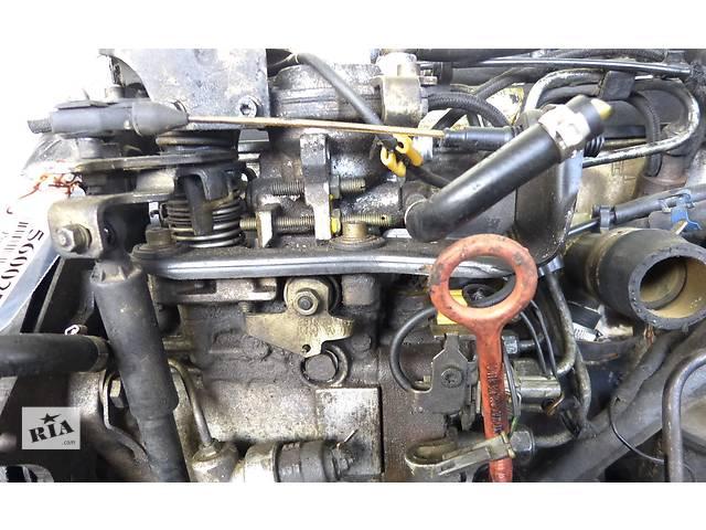 Б/у топливный насос высокого давления/трубки/шест для легкового авто Volkswagen Golf III 1,9TD- объявление о продаже  в Яворове