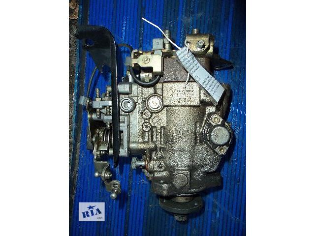 бу Б/у топливный насос высокого давления/трубки/шест для минивена Volkswagen T4 (Transporter) в Ковеле