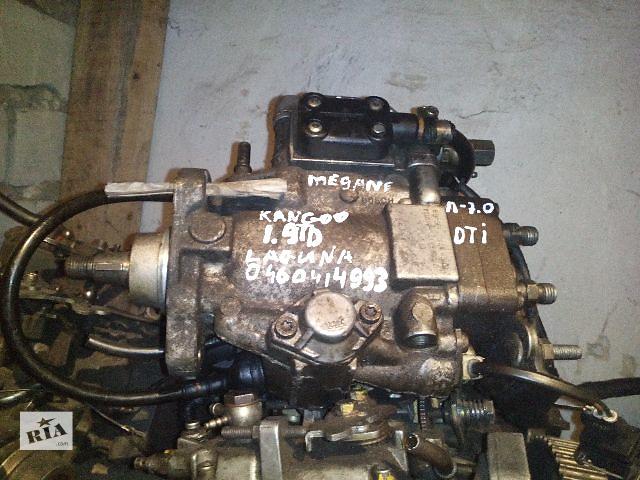купить бу Б/у топливный насос высокого давленият для легкового авто Renault Kangoo 1.9TD-TDI в Ковеле
