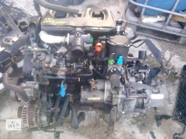 продам Б/у топливний насос високого тиску/трубки/шестерн для легкового авто Citroen Jumpy бу в Львове