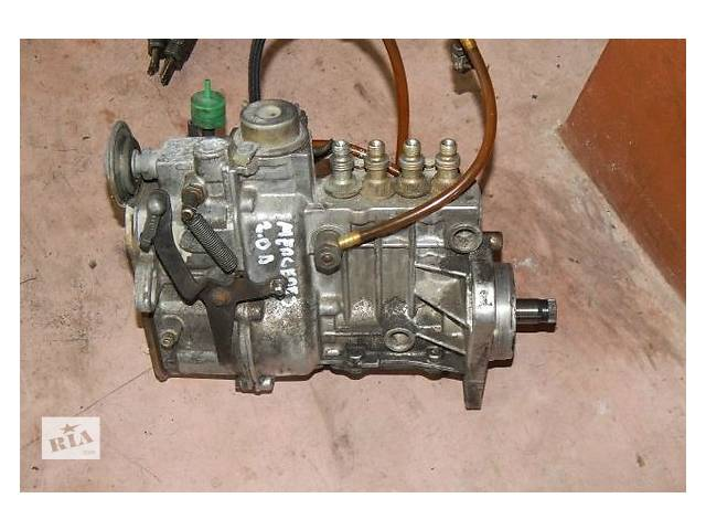 купить бу Б/у топливний насос високого тиску/трубки/шестерн для легкового авто Mercedes 124 2.0 d в Ужгороде