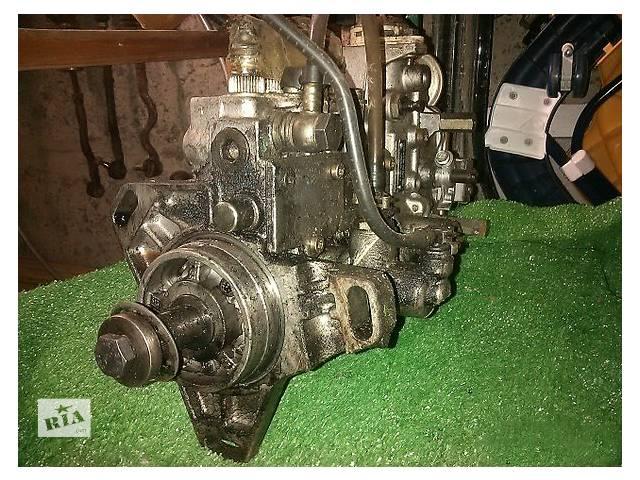 продам Б/у топливний насос високого тиску/трубки/шестерн для легкового авто Mercedes 126 3.0 td бу в Ужгороде