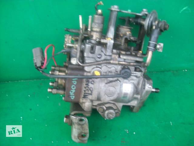 бу Б/у топливний насос високого тиску/трубки/шестерн для легкового авто Nissan Almera 2.0 D в Луцке