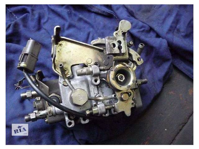 продам Б/у топливний насос високого тиску/трубки/шестерн для легкового авто Nissan Bluebird 2.0 d бу в Ужгороде