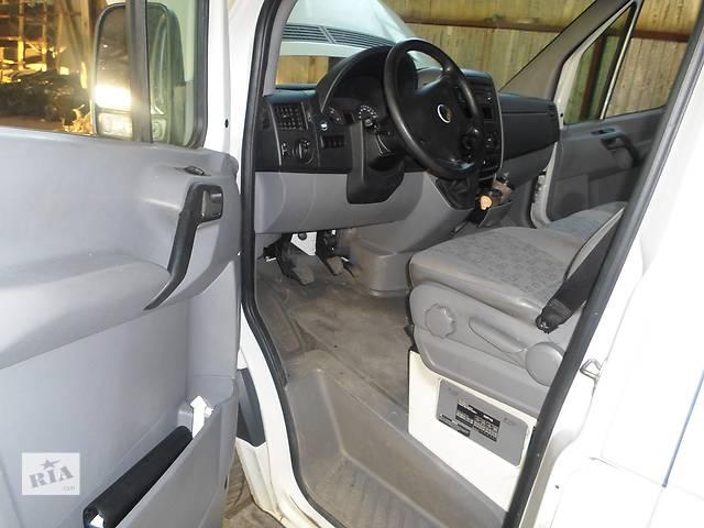 купить бу Б/у Тормозная система Педаль тормоза Volkswagen Crafter Фольксваген Крафтер 2.5 TDI в Луцке