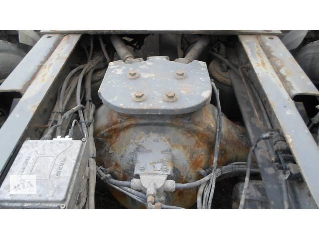 Б/у Тормозная система, Тормозной кран ДАФ DAF XF95 380 Евро3 2003г- объявление о продаже  в Рожище