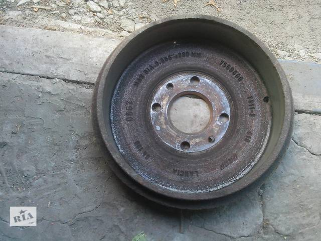 бу Б/у тормозной барабан для легкового авто Fiat Doblo в Черкассах
