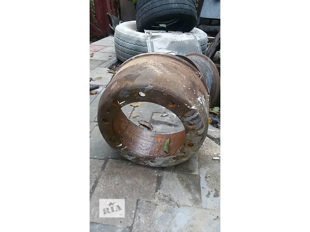 купить бу Б/у тормозной барабан для прицепа Krone в Черкассах