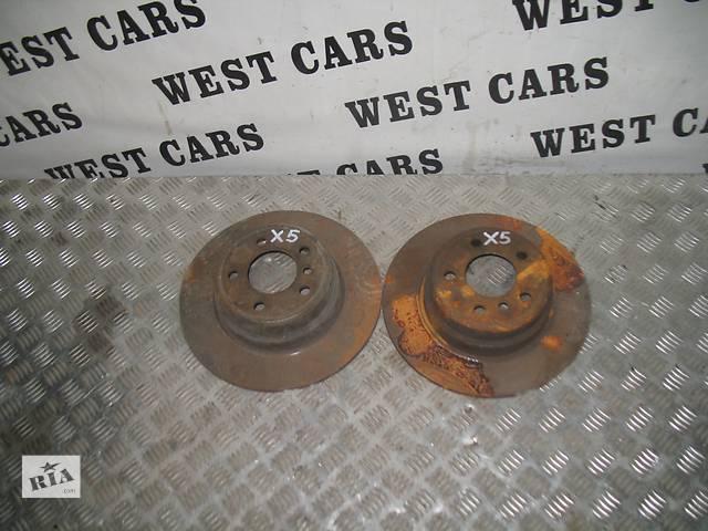 бу Б/у тормозной диск для легкового авто BMW X5 2003 в Луцке