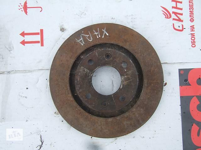 продам Б/у тормозной диск для легкового авто Citroen Xsara бу в Ровно