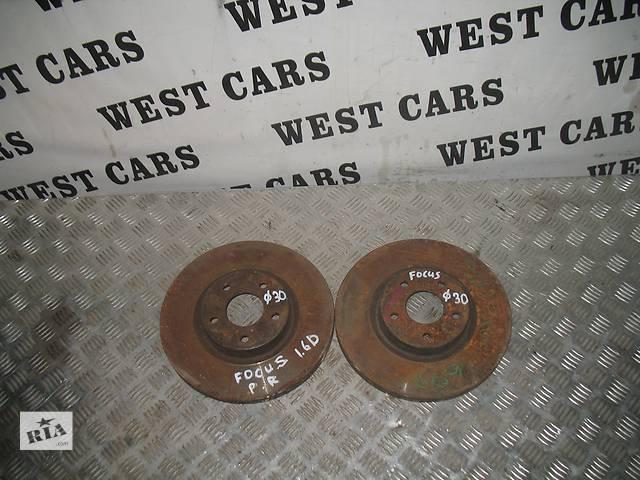 бу Б/у тормозной диск для легкового авто Ford Focus Hatchback (5d) 2007 в Луцке