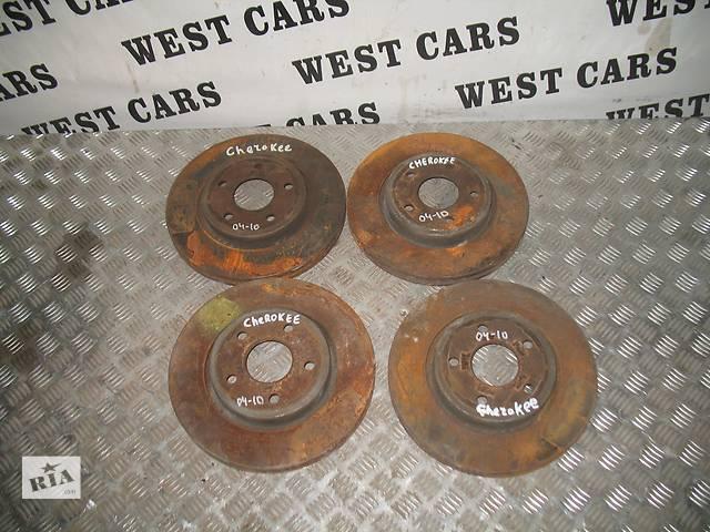 продам Б/у тормозной диск для легкового авто Jeep Grand Cherokee 2006 бу в Луцке