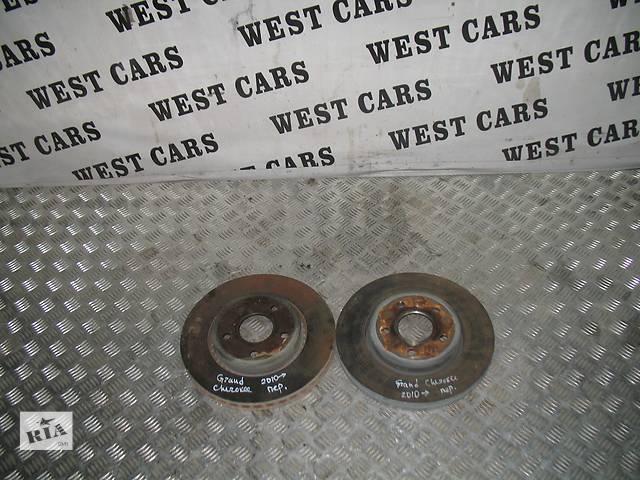 Б/у тормозной диск для легкового авто Jeep Grand Cherokee- объявление о продаже  в Луцке