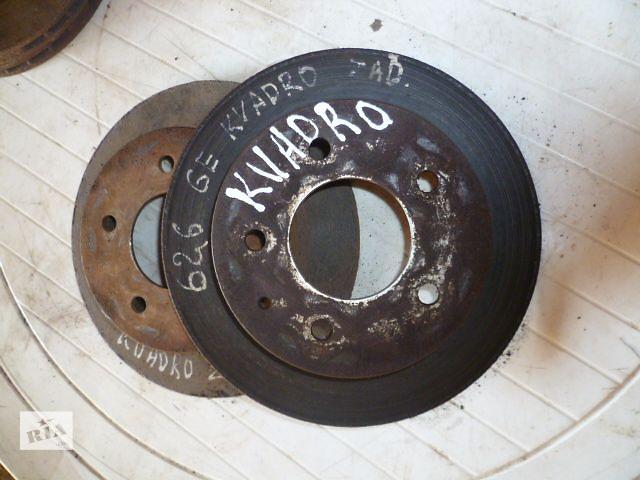 купить бу Б/у тормозной диск для легкового авто Mazda 626 в Черновцах
