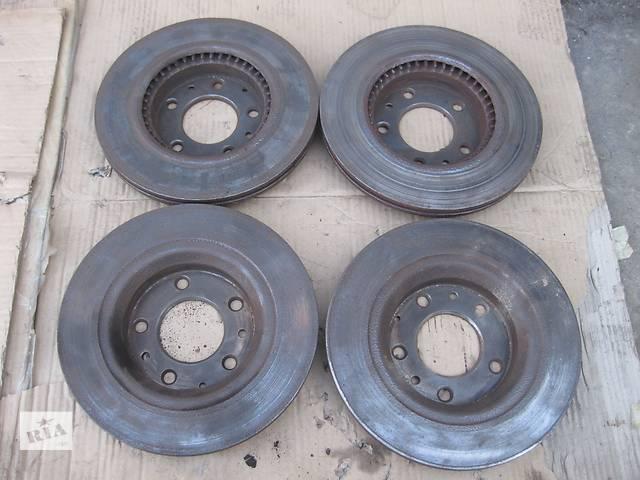 продам Б/у тормозной диск для легкового авто Mazda 6 бу в Львове