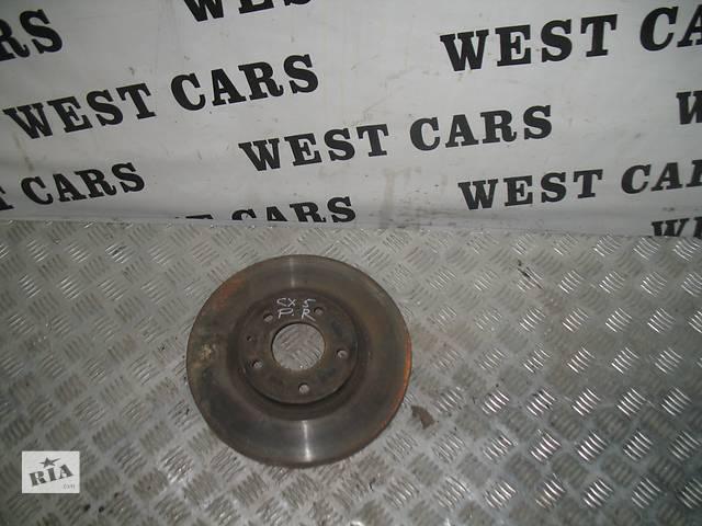 продам Б/у тормозной диск для легкового авто Mazda CX-5 бу в Луцке