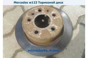 б/у Тормозные диски Mercedes 123